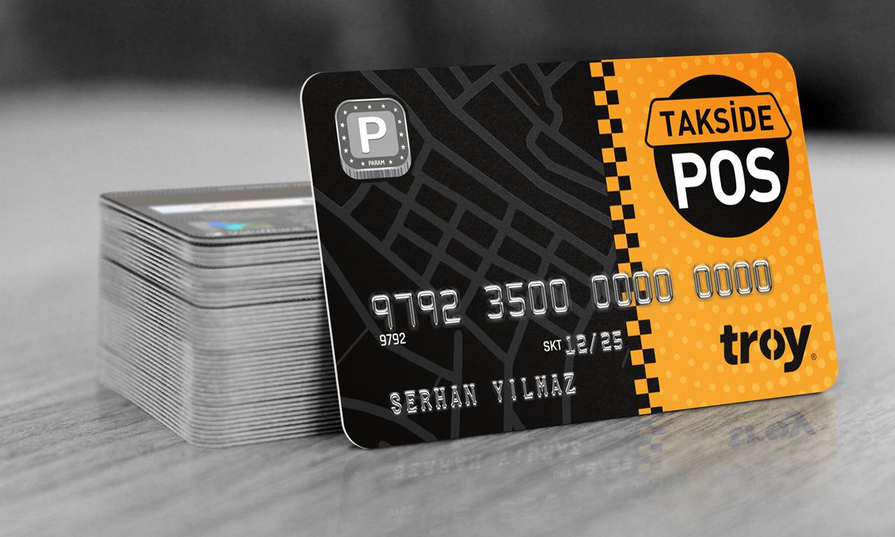 Param TaksidePOS Kart Sıkça Sorulan Sorular